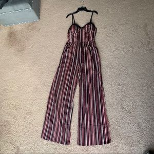 New Band Of Gypsies Wide leg jumpsuit size small